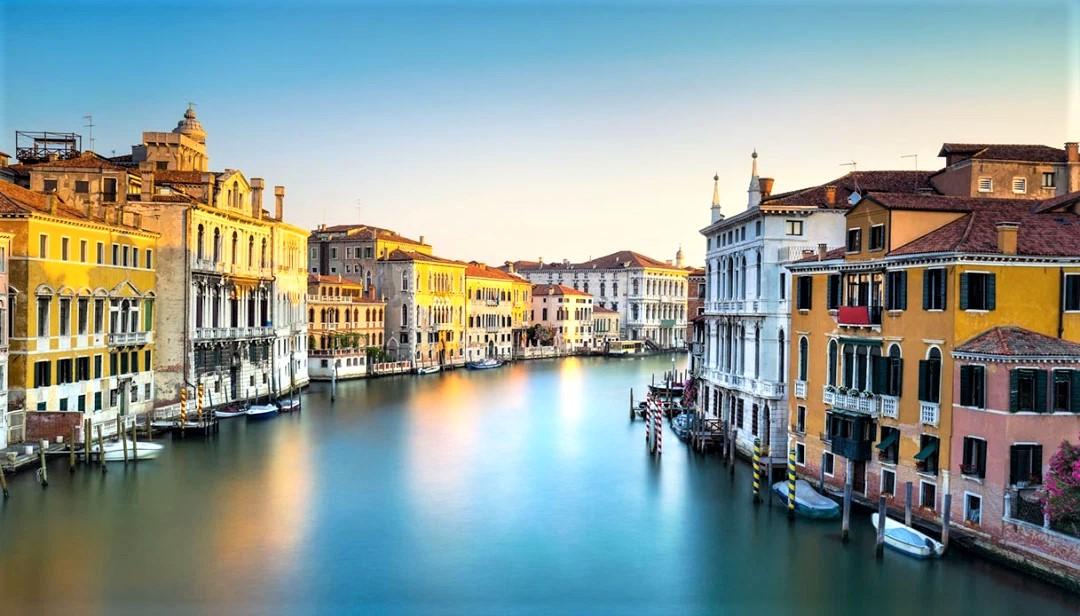 La natura riconquista Venezia