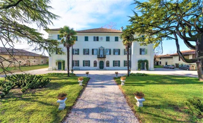 Villa Pace nel cuore del Fiuli venezia Giulia