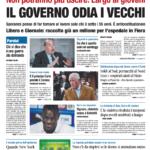 Libero prima pagina 26 marzo 2020