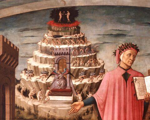Immagine di Dantedì Alighieri e L'inferno mi ritrovai