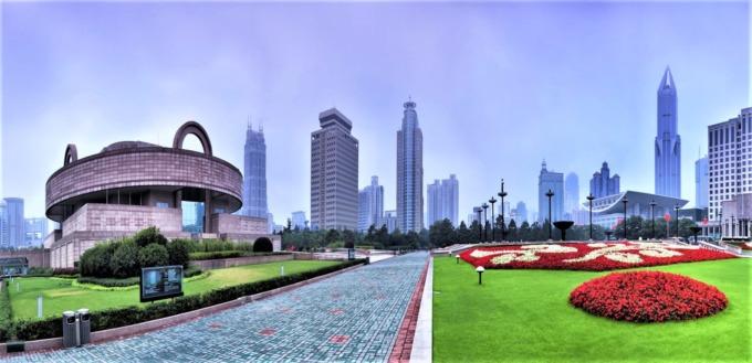Musei ed eventi Shanghai