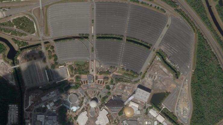 Disneyland dopo il del lockdown