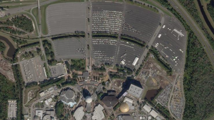 Disneyland prima del lockdown