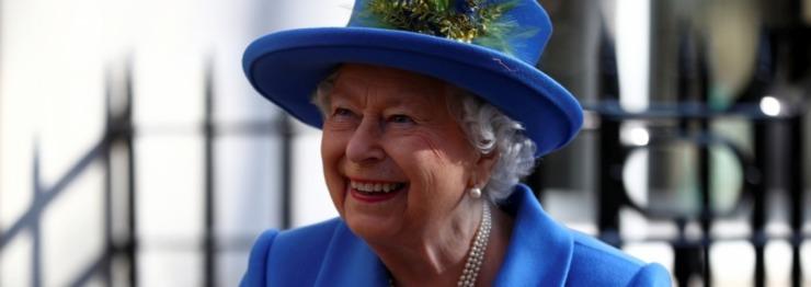Regina Elisabetta d'Inghilterra the queen via royal.uk