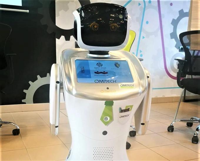Infermieri robot contro il coronavirus