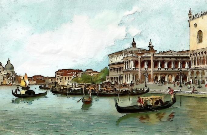 in vacanza in Italia a Venezia dopo Coronavirus foto Vinson Tan via Pixabay