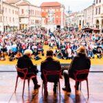 Il Festival Rovigoracconta Piazza Piena Palco