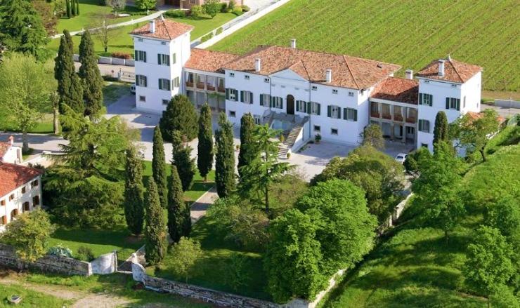 Villa Dragoni Parco e Giardino