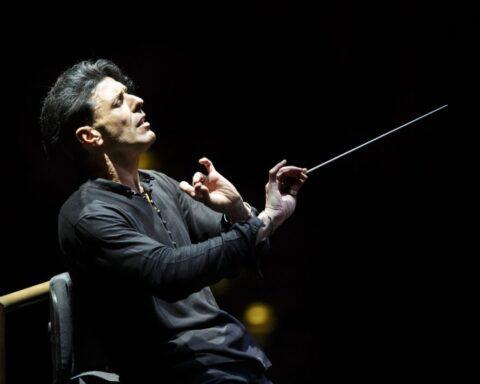 Addio a Ezio Bosso Direttore Orchestra