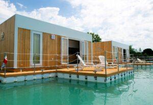 Floating Resort, Hotel President Lignano
