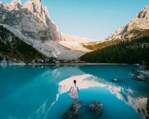 riscoperta dei laghi