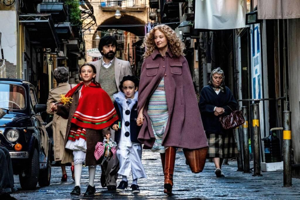 LACCI di DANIELE LUCHETTI - Alba Rohrwacher e Luigi Lo Cascio - foto di Gianni Fiorito