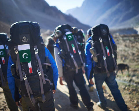 K2 Expedition Mostra Lagazuoi Dolomiti