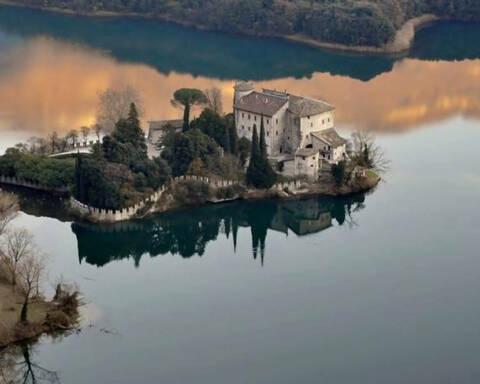 Castel Toblino - Calavino (Trento)