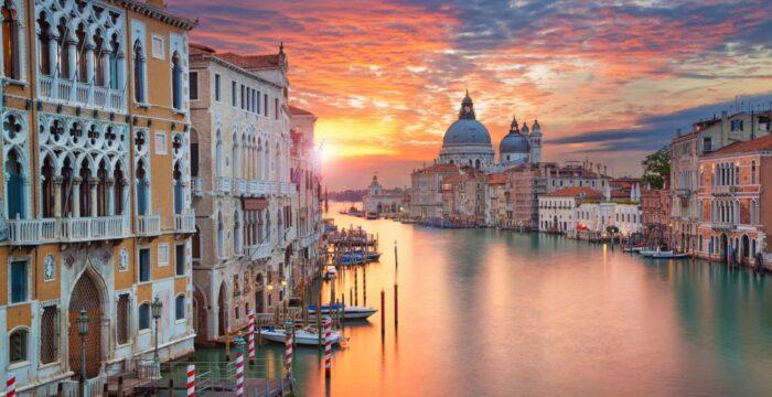 Buon compleanno Venezia 1600 anni