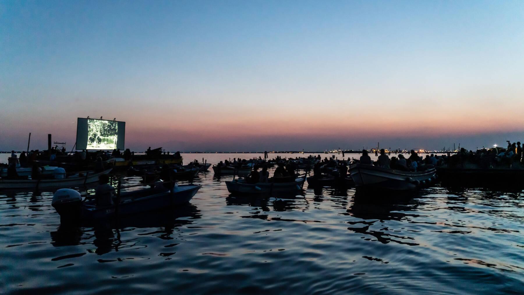 Cinema Galleggiante Venezia