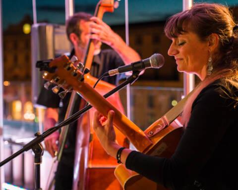 Francesca Bertazzo Hart Jazz Venezia